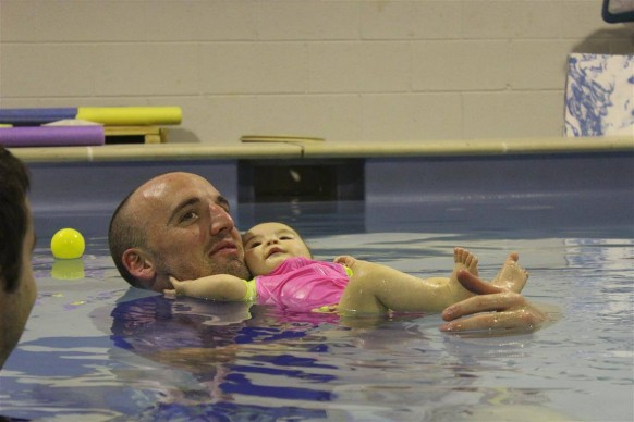 Swimming Lessons for Babies